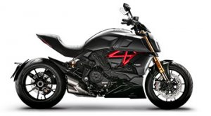 DIAVEL 1260 S BLACK